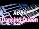 Dancing Queen ABBA「ダンシング・クイーン」Electone ★YAMAHA Electone ELS 02C