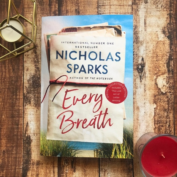 Nicholas Sparks - Every Breath