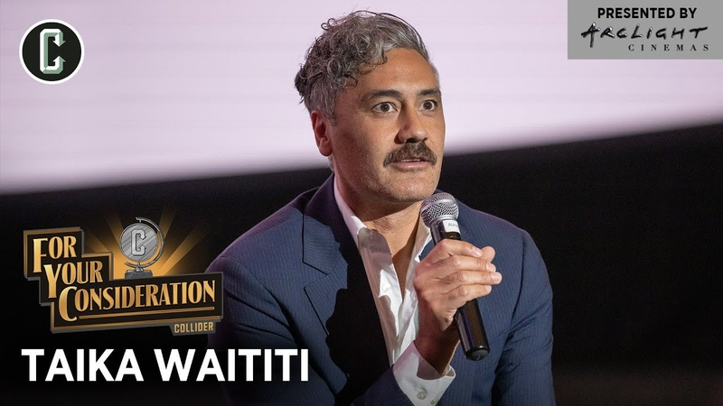 Taika Waititi talks Jojo Rabbit - Collider FYC Screening Series, presented by Arclight Cinemas