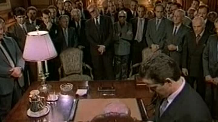 Невеста насилия 2x06 Donna d'Onore 1993 ozv