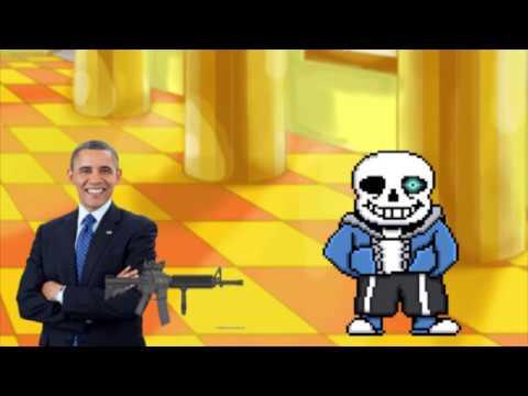Obama just killed sans