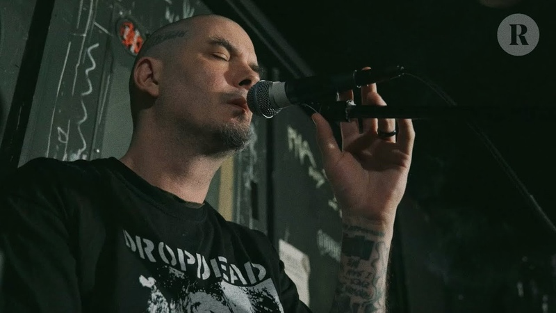 Philip Anselmo's Depression Core Project En Minor Play On the Floor No Distortion Ep 6
