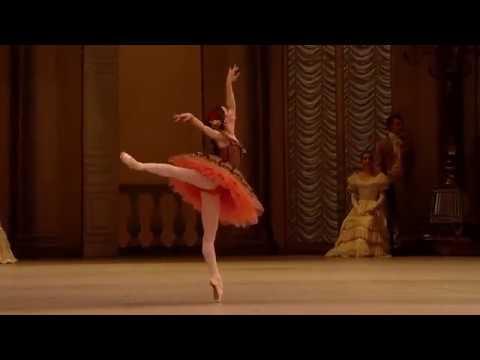Евгения Образцова Вариация из балета Павильон Армиды Н Черепнин