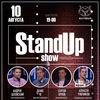 10.08 || STAND UP SHOW || BARSOVA