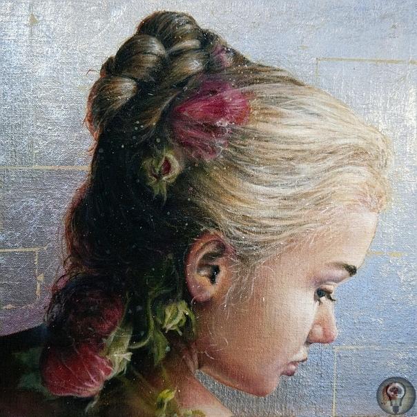 Рисунки в кинематографическом стиле. June Stratton часть 1Джун Стрэттон (June Stratton) - современная гавайская художница, родилась в 1959 году. До 1979 года изучала изобразительное искусство