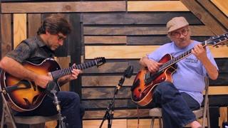 Jimmy Bruno and Frank Vignola - Satin Doll