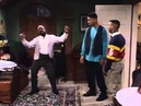 The Fresh Prince Of Bel-Air : 'Money money' dance