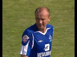 Гол Дмитрия Хохлова Локомотиву в матче 13 июля 2008 года