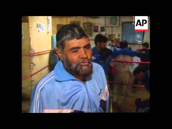 VOICED New hope for members of Kabul's boxing clubs