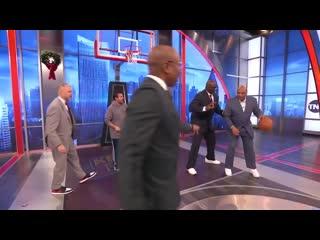 - : NBA on TNT