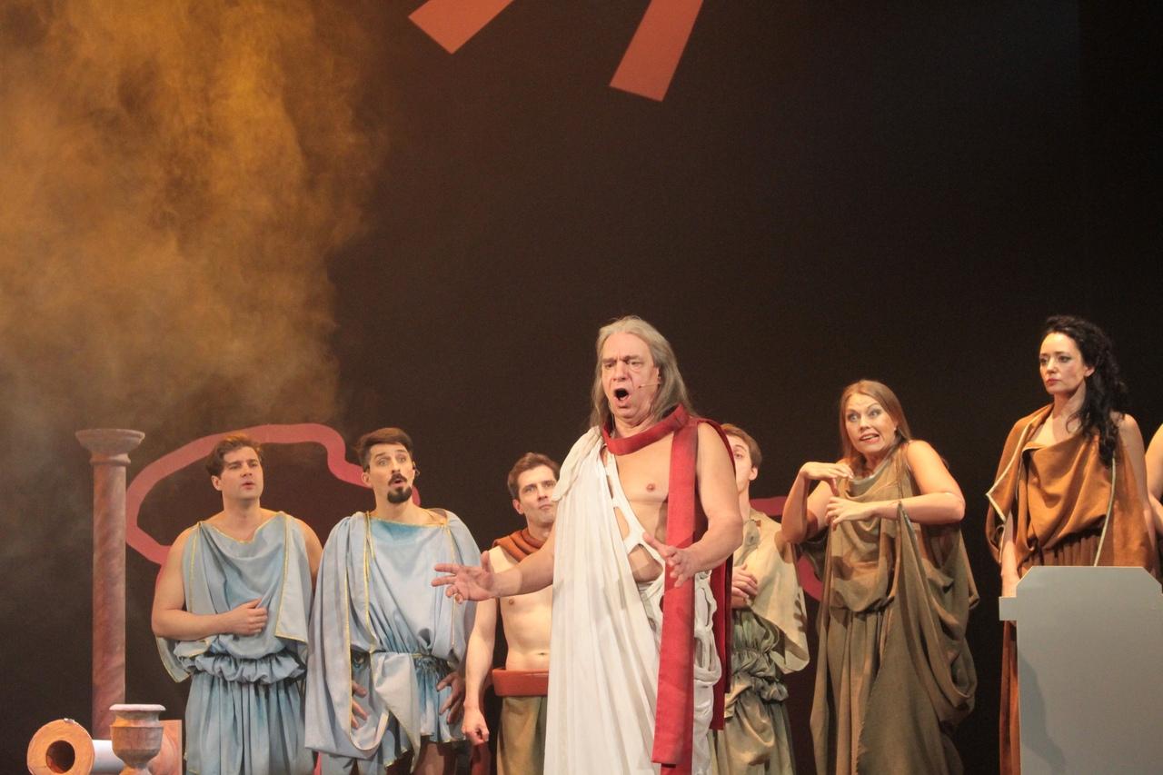 Театру Дождей  - 30 лет.