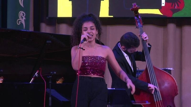 Arseny Vladimirov Quartet feat. Sofia Atsbeha Negga - Grover Washington, Mr Magic