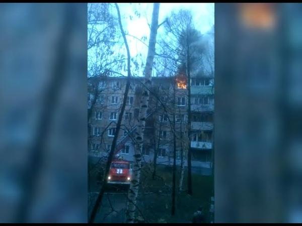 В минувшие выходные в Ярославле произошло два больших пожара