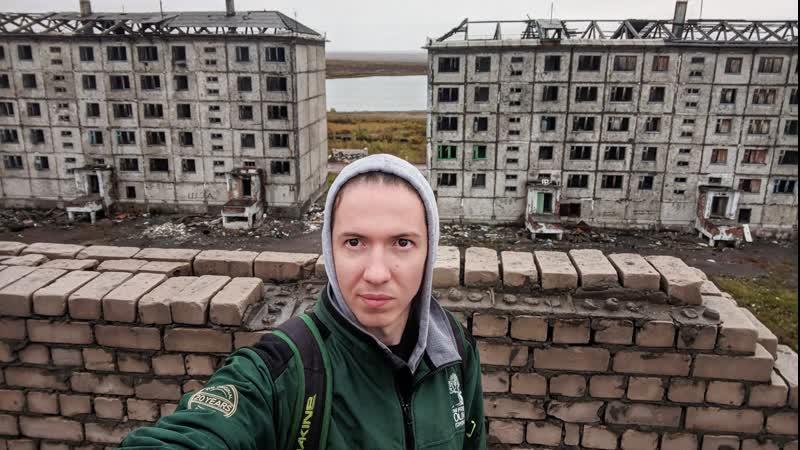 Путешествие в Воркуту и Воргашор 2018 Нарезка