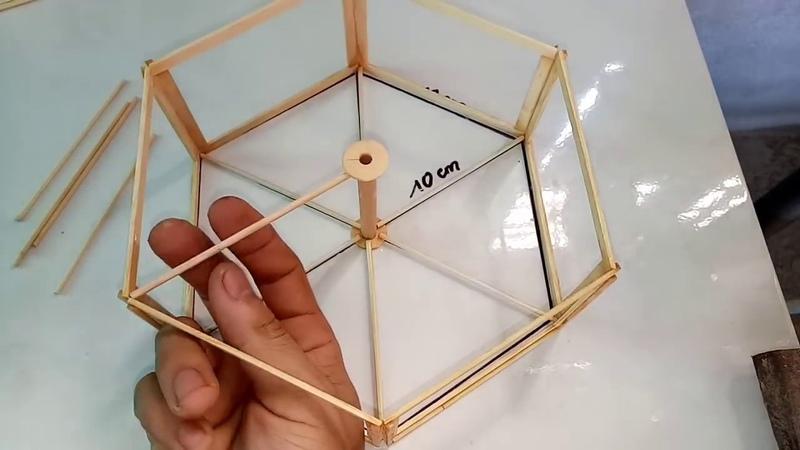 Photo frame with ice cream sticks   cách làm khung ảnh từ que kem
