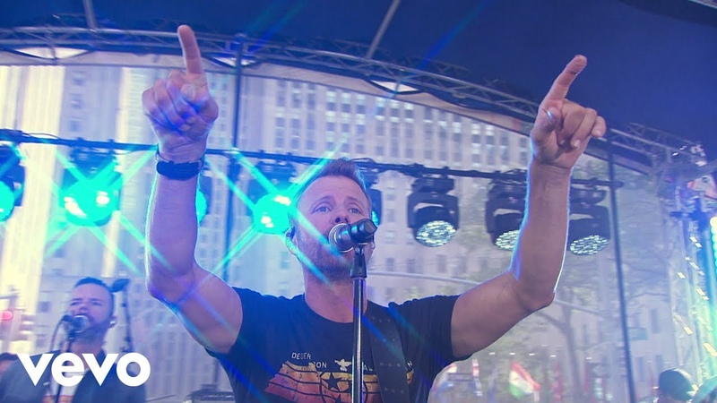 Dierks Bentley I Hold On Live From The Today Show