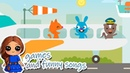 песенки для детей Барби ЛОЛ и игрушка САМОЛЕТИКИ аэропорт детские песни от БАРБИ nursery rhymes