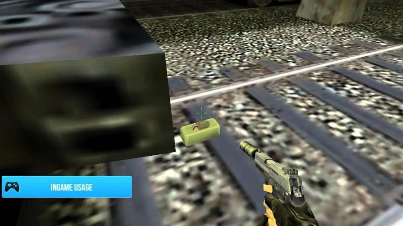 CS Tips Tricks Defuse Bug Positions dust2 inferno nuke train mirage