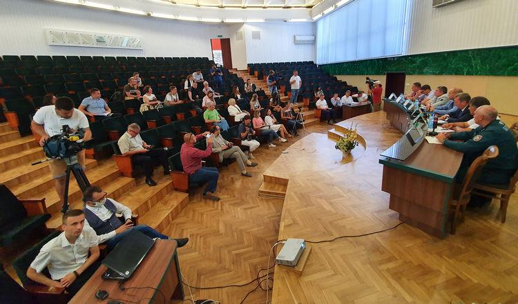 «Суд примет решение». Начальник милиции Брестчины прокомментировал задержание Станислава Коршунова