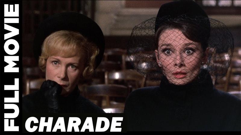 Charade (1963)   Comedy Mystery Romantic Movie   Audrey Hepburn, Cary Grant