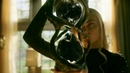 Legacies 2x10 Lizzie tries to freeze the dark magic Kai and Bonnie
