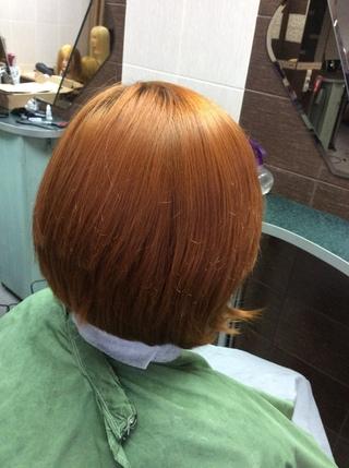 Ботокс волос отзывы фото до и после обычного