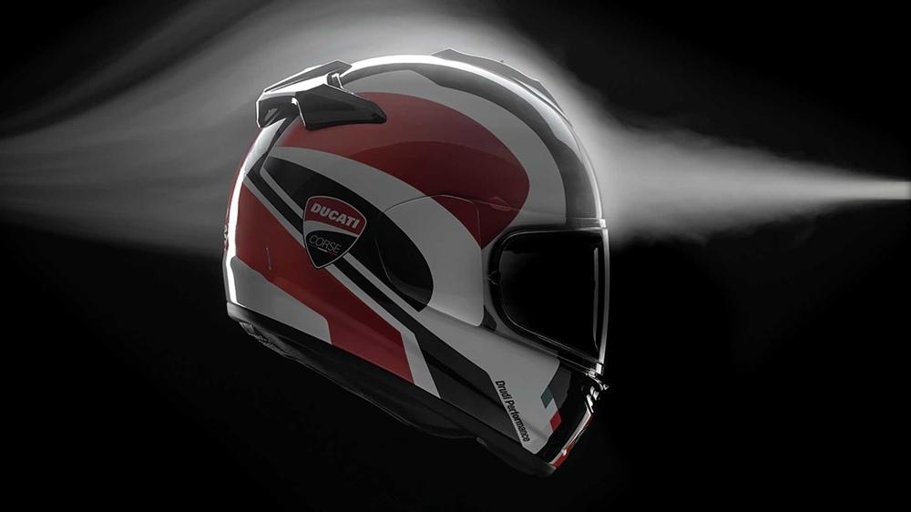 Линейка экипировки Ducati 2020, включая шлем Corse SBK 4