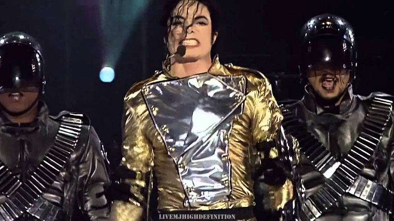 Michael Jackson - They Dont Care About Us - Live Munich 1997- Widescreen HD