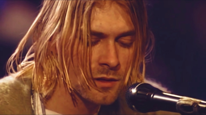 Nirvana - Something in the Way (Live MTV Unplugged November 18th 1993)