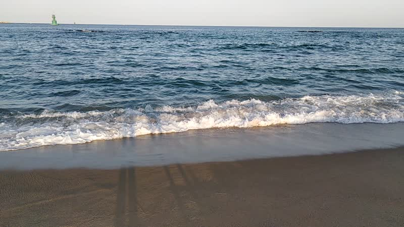Тихий океан.