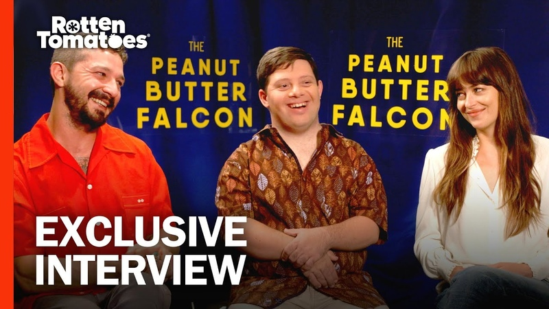 The 'Peanut Butter Falcon' Cast Bonded over Manicures and Wrestling | Rotten Tomatoes