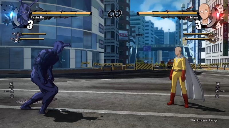 One Punch Man A Hero Nobody Knows - Gamescom 2019 Gameplay Trailer! (HD)