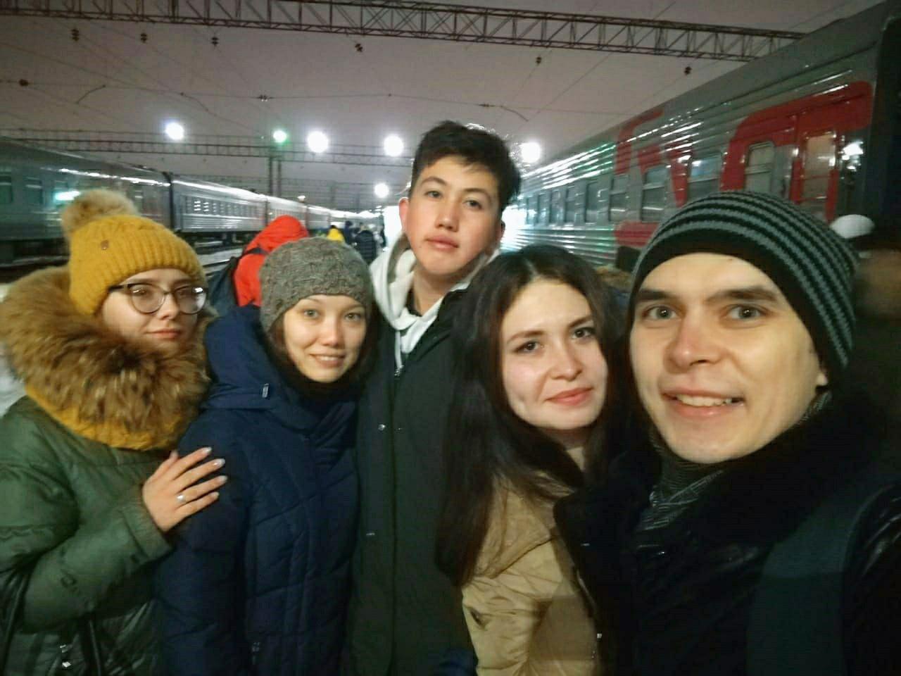 Яшь Буын АЮ 20 лет Татары Омск Тюмень