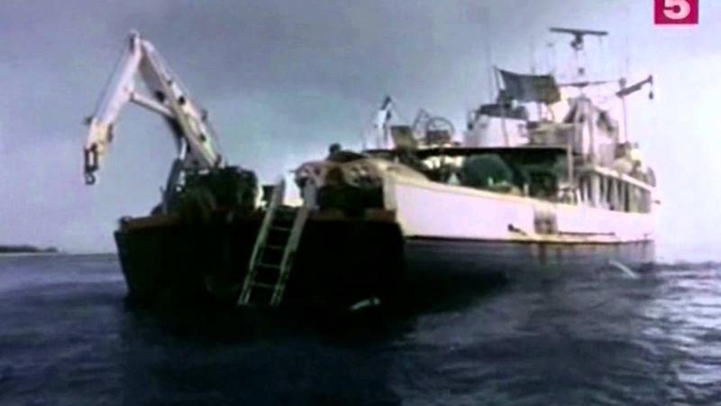 04 1968 Тайны глубин Подводная одиссея команды Кусто