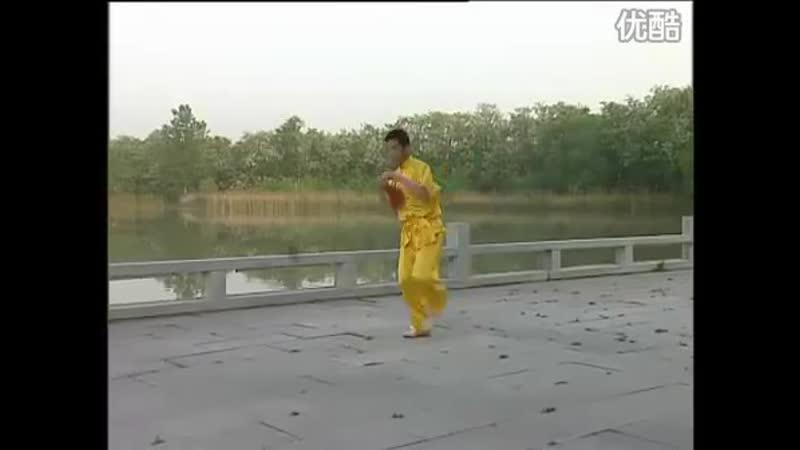 一路四门九节鞭 Сы Мэнь Цзю Цзе Бянь