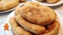 Жареные Пирожки с Мясом как Раньше