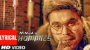 Hommies: Ninja Ft. Mr. DEE (Full Lyrical Song) Western Penduz | Jerry | Sukh | Latest Punjabi Songs
