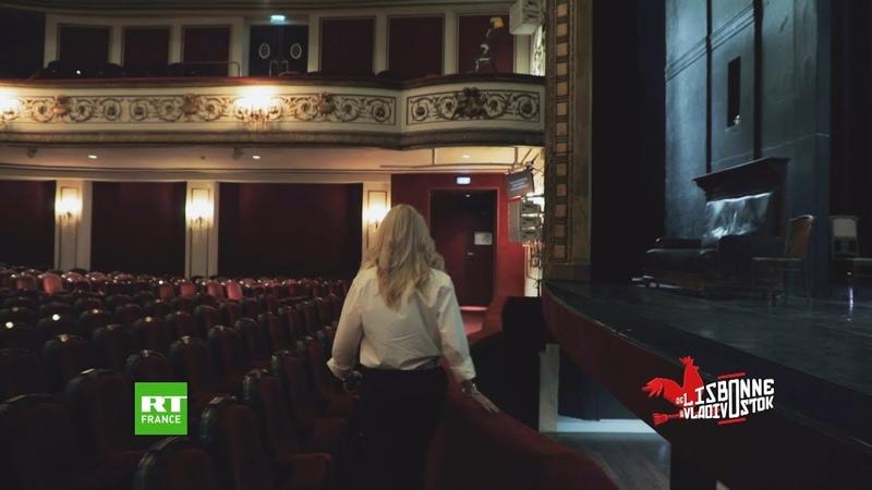 De Lisbonne à Vladivostok la troupe de théâtre Vakhtangov à Paris