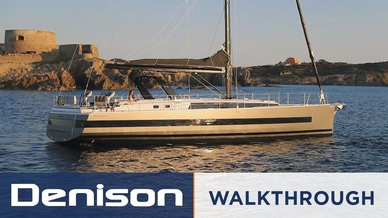 Beneteau Oceanis 62 Sailing Yacht [Walkthrough]