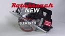 Rotabroach Element 9 ручная отрезная циркулярная пила по металлу от компании Кернер
