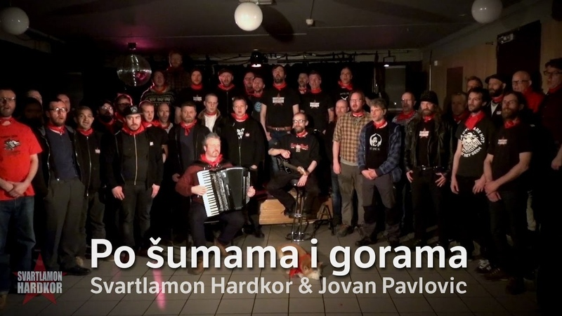 Jovan Pavlovic and Svartlamon Hardkor Po šumama i gorama