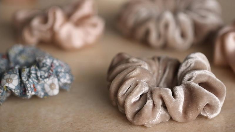 How to Make a Scrunchie Martha Stewart