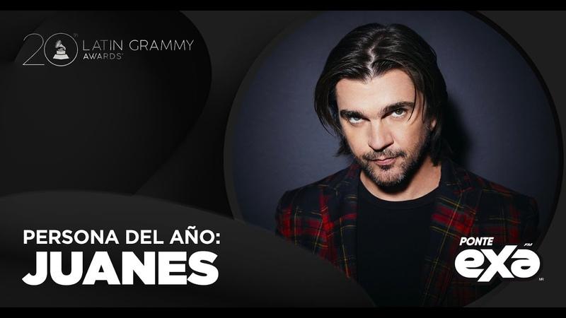 Juanes La Persona del Año Latin Grammys 2019