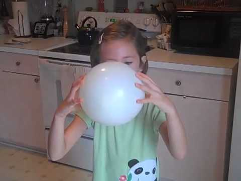 Balloon Blows Back