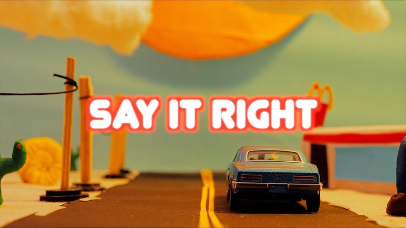 Divolly Markward - Say It Right (Official Music Video)