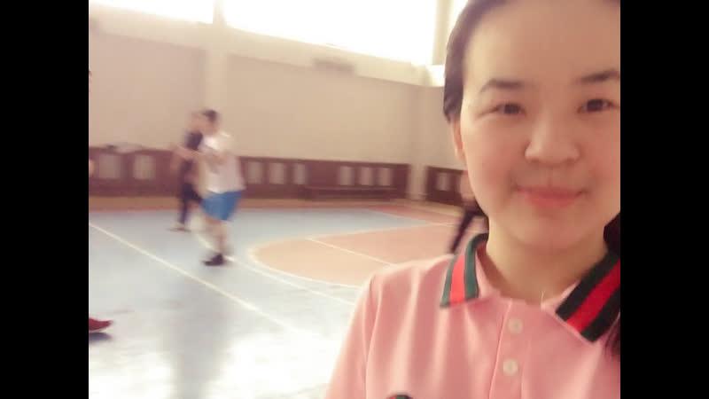 Универ волейбол дш