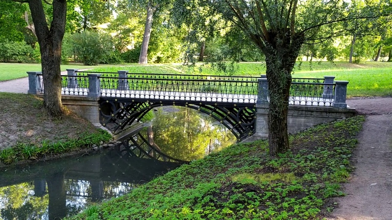 №82 17 августа 2019 Мост Джа́комо Анто́нио Доме́нико Кваре́нги