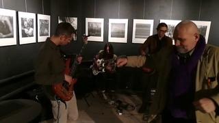 """Арт-группа """"Дальний свет"""" и Миша Ветер. Free-psyhedelic."""