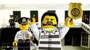 Побег из тюрьмы. Лего сити полис. Продолжение мультика про полицию. Прикольный мультик для детей.