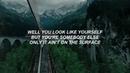 Flora Cash - You're Somebody Else - Lyrics